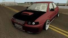 Ikco Samand Full Sport для GTA San Andreas