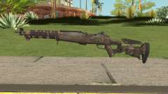 Call Of Duty Black Ops 3: MX Garand для GTA San Andreas