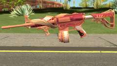ROS - M4AI Lyra для GTA San Andreas
