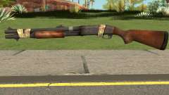Remington 870 Bad Company 2 Vietnam для GTA San Andreas