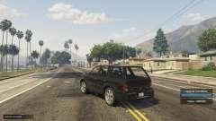 Stealing Cars 1.5 для GTA 5