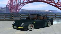 Porsche 959 Dark Grey для GTA San Andreas