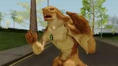 Ben 10 Ultimate Humungosaur Skin для GTA San Andreas