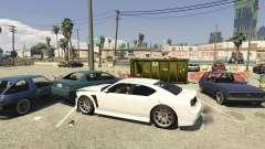 Bubblecars 1.1 для GTA 5