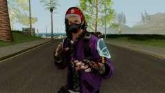 Metro Conflict: The Origin - Juan Fernando Lopez для GTA San Andreas