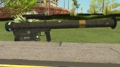 New Stinger HQ для GTA San Andreas