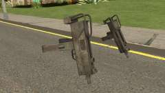 MAC-10 Bad Company 2 Vietnam для GTA San Andreas