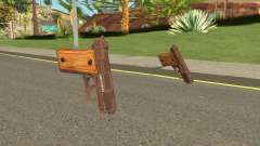 Colt 45 Lowriders DLC для GTA San Andreas