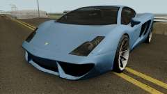 Pegassi Vacca from GTA V - SA Style для GTA San Andreas