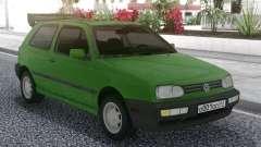Volkswagen Golf Mk3 1.6 US-Spec