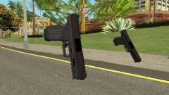 Call of Duty: MWR Pistol (Colt 45) для GTA San Andreas