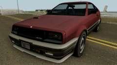 Dinka Blista Compact для GTA San Andreas