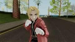 Edward Elric для GTA San Andreas