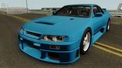 Nissan Nismo Skyline GT-R LM 1995