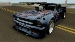 Ford Mustang Hoonicorn Liberty 1965
