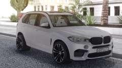 BMW X5 White для GTA San Andreas