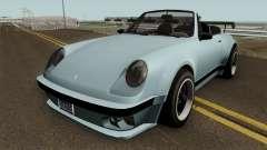 Porsche 911 Carrera Turbo (Comet Style) v1.1980 для GTA San Andreas