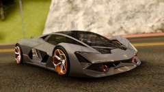 Lamborghini Terzo Millennio 2017 Concept