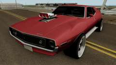 AMC Javelin AMX 401 1971 HQ для GTA San Andreas
