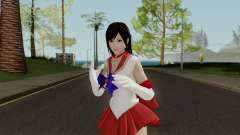 Kokoro (Sailor Mars) From DOA5LR для GTA San Andreas