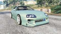 Toyota Supra Turbo (JZA80) [add-on] для GTA 5