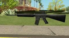 Cry of Fear M16 для GTA San Andreas