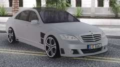 Mercedes-Benz SV12 Brabus для GTA San Andreas