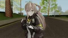 UMP45 (Girls Frontline) для GTA San Andreas