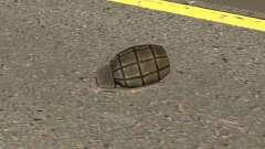 Bad Company 2 Vietnam Grenade для GTA San Andreas