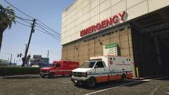 Medical Centers [.NET] 1.0 для GTA 5