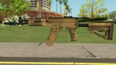 AK-17 Assault Rifle V2 для GTA San Andreas