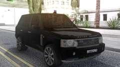 Land Rover Range Rover Sport Black для GTA San Andreas