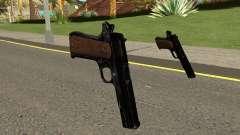COD-WW2 - M1911 Pistol для GTA San Andreas