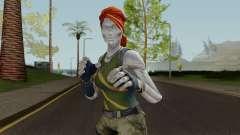 FORTNITE - Metal Women для GTA San Andreas