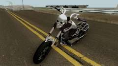 Liberty City Customs Sanctus Version Final GTA V для GTA San Andreas