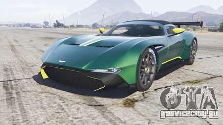 Aston Martin Vulcan 2015 [add-on] v1.1 для GTA 5