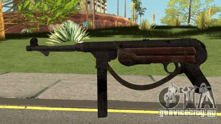 COD-WW2 - MP-40 для GTA San Andreas