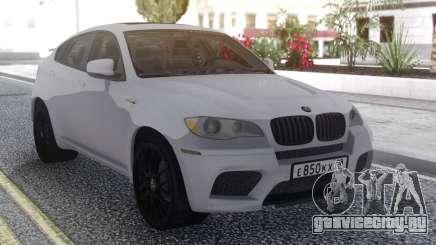 BMW X6M Hamann Edition для GTA San Andreas