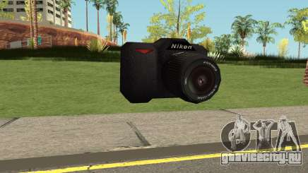 New Camera Nikon HQ для GTA San Andreas