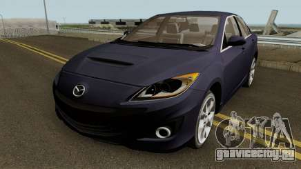 Mazda 3 2013 для GTA San Andreas