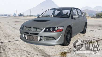 Mitsubishi Lancer Evolution VIII MR 2004 для GTA 5