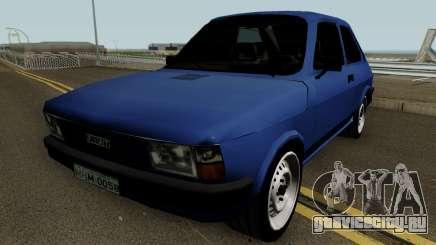 Fiat 147 Tunable для GTA San Andreas