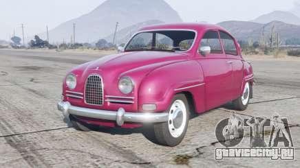 Saab 96 1960 для GTA 5