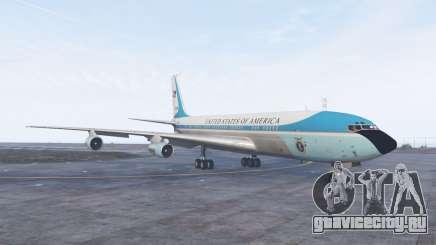 Boeing 707-300 Air Force One для GTA 5