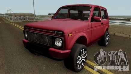 Niva Urban Azelow 2121 для GTA San Andreas