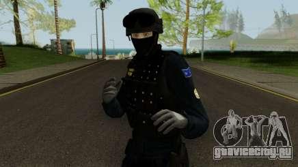 Tek Skin 4 для GTA San Andreas