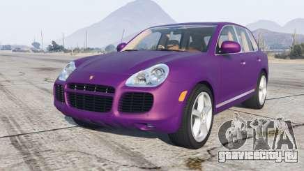 Porsche Cayenne Turbo (955) 2002 для GTA 5