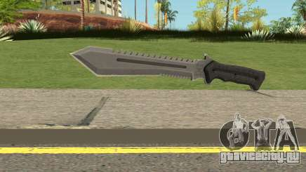 New Knife HQ для GTA San Andreas