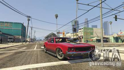 Stop Reversing While Braking 1.3 для GTA 5