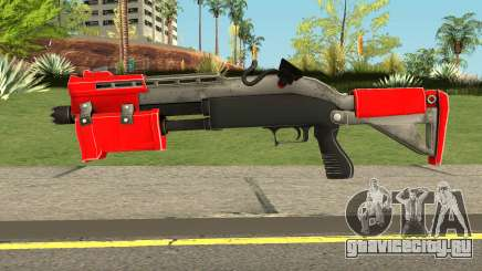 Shotgun Fortnite для GTA San Andreas